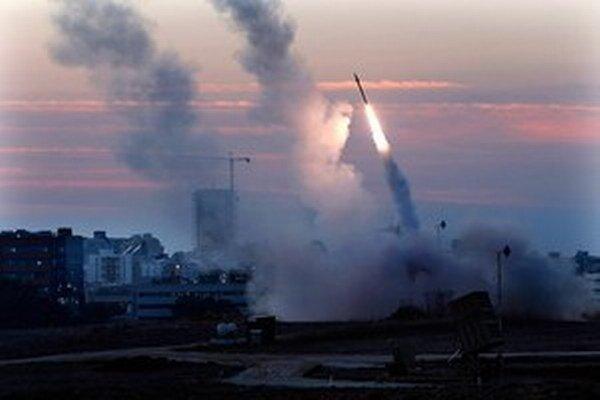 Izrael bombardoval pásmo Gazy vlani v lete.