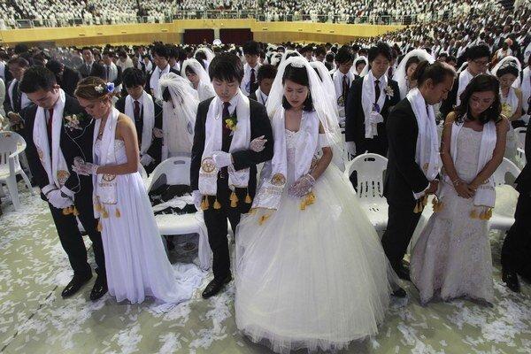Juhokórejské manželstvá už zákaz cudzoložstva neochráni.