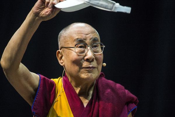 Dalajláma.