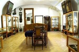 Mestské múzeum v Zlatých Moravciach je pokračovateľom Tekovského múzea.