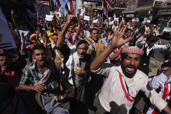 Bezpečnostná situácia v Jemene sa zhoršuje.
