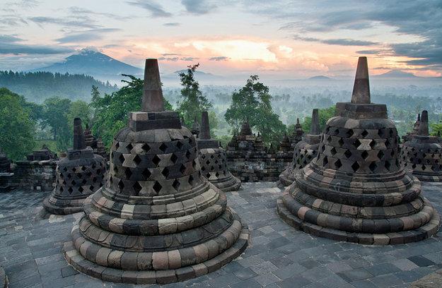 Yogyakarta, Borobudur