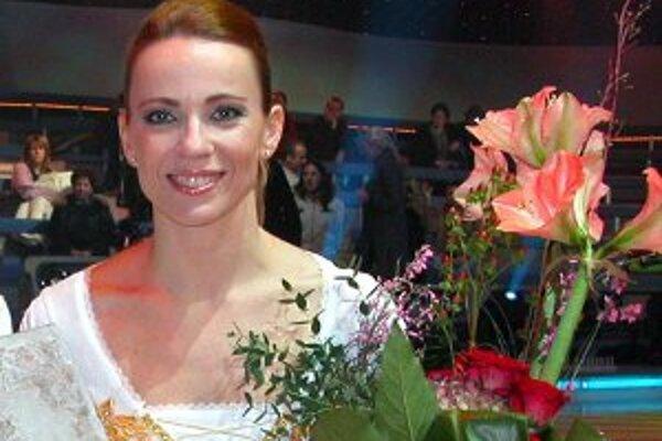Diana Mórová hrá v predstavení Medzi nebom a ženou, ktoré uvidia diváci 28. novembra o 18. h v Kultúrnom centre Bojnice.
