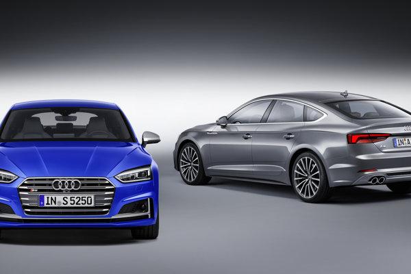 Audi S5 a Audi A5