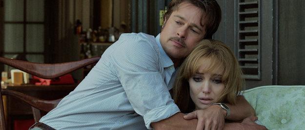 By The Sea, film ktorý spoločne nakrútili v roku 2015, rozprával príbeh nešťastnej dvojici