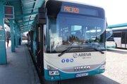 V Leviciach od včera premávajú ďalšie dva nové autobusy MHD.