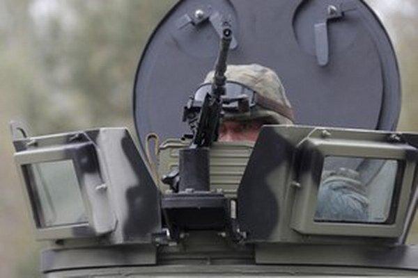 Ukrajinská armáda nie je v dobrom stave.