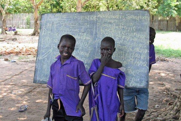 Ilustračná fotografia - Deti v Južnom Sudáne odoberajú rodinám a verbujú ich do armády.