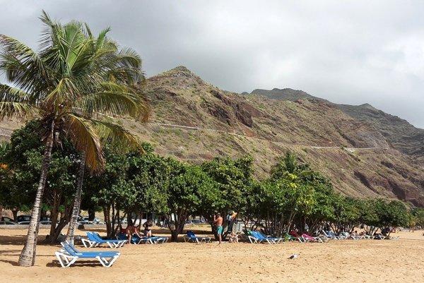 Na Tenerife nájdete skvelé pláže aj majestátne hory.