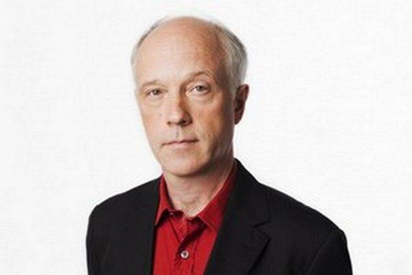 Zavraždený novinár Nils Horner.