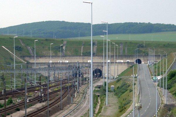 Eurotunel.