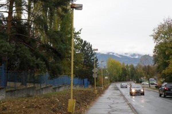 Staré lampy z Nemocničnej ulice v Bojniciach onedlho zmiznú.