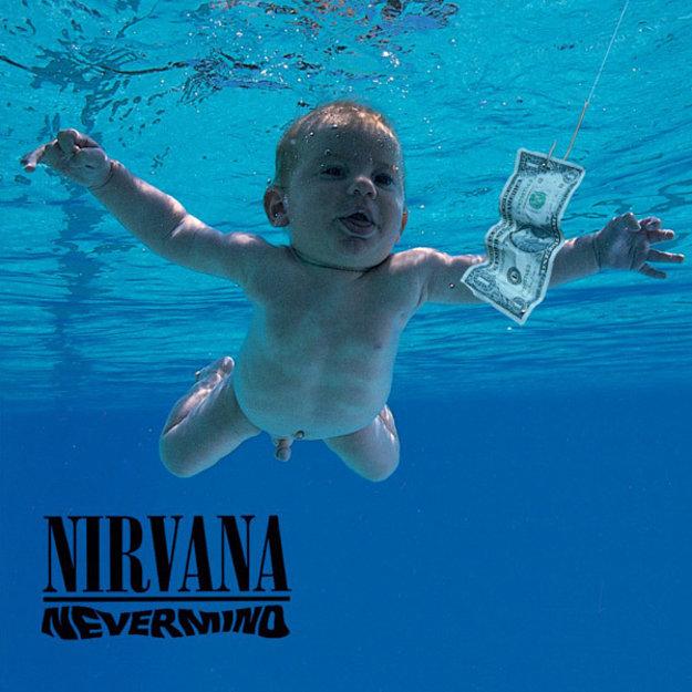 Album Nevermind vyšiel v roku 1991.