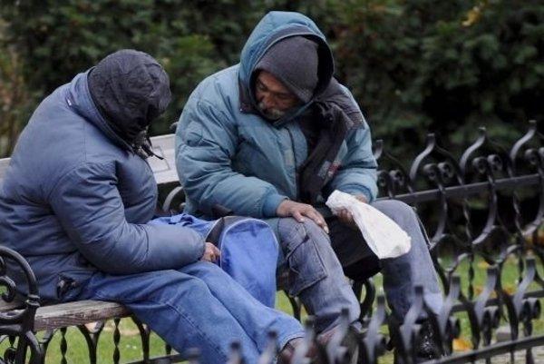 Časť zbierky bude použitá pre bezdomovcov do nocľahárne. (ilustračná snímka)