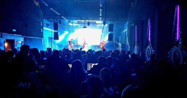 Orlovňa opäť hostila multižánrový festival Hudba pod hradbami.