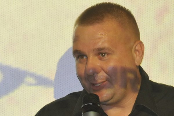Rastislav Rogel.