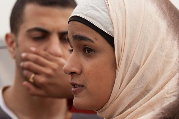 Sand Storm. Piesočná búrka. Izraelský film, ktorý bude súťažiť o Oscara.