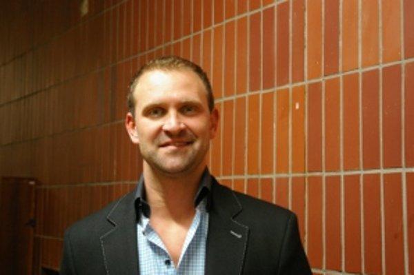 Tomáš Maštalír sa predstavil aj divákom v Bojniciach.