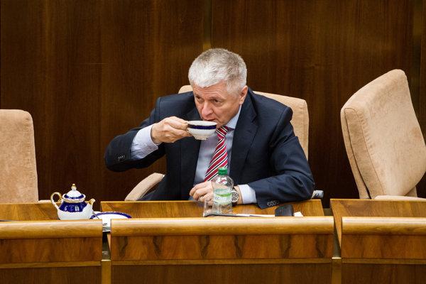 Nový šéf normalizačného úradu Pavol Pavlis.