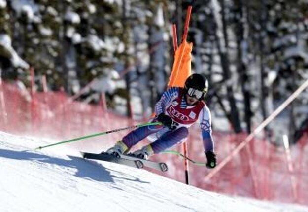 Andreas Žampa bude v Soldene štartovať v obrovskom slalome.