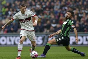 Juraj Kucka je hráčom AC Miláno.