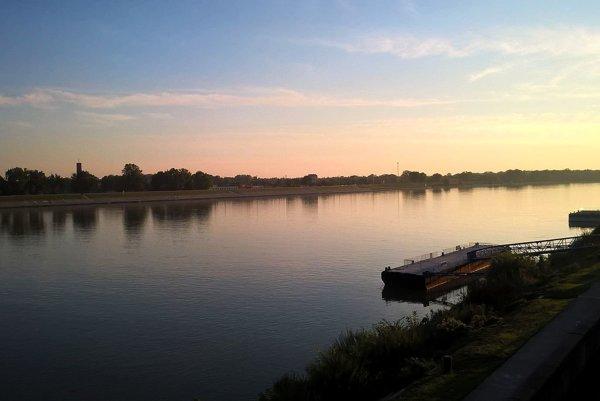 Dunaj.