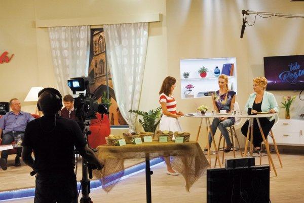 V štúdiu RTVS. O dojmy z víťazstva sa podelili aj s divákmi TeleReginy.