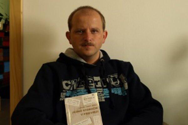 Nová kniha Erika Kližana je o židovskej komunite v prievidzskom regióne.