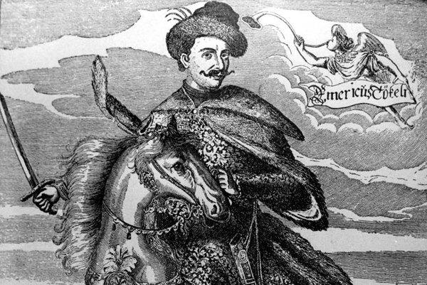 Imrich Thököly. Takto vyzeral niekdajší majiteľ hradu vKežmarku.