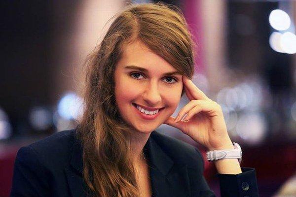 """Kristína je príkladom """"makovice plnej nápadov"""", ktorá by vďaka svojmu úsiliu mohla získať ocenenie LEAF Award."""