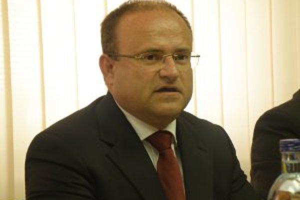 Minister Jozef Mihál.