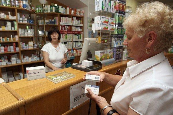 Na Slovensku máme vysokú spotrebu liekov.