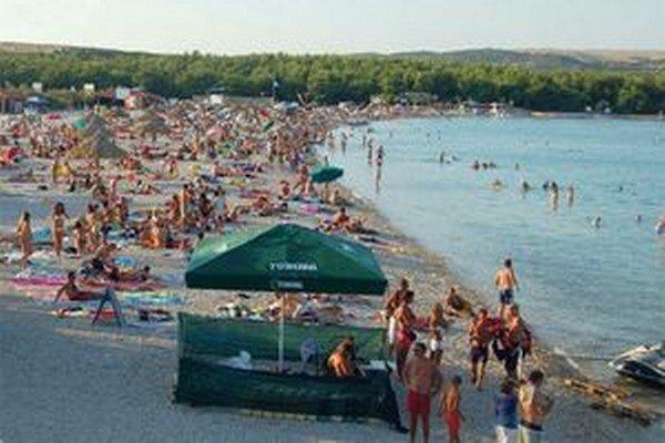 Chorvátsko je najžiadanejšou zahraničnou destináciou Slovákov už niekoľko rokov.