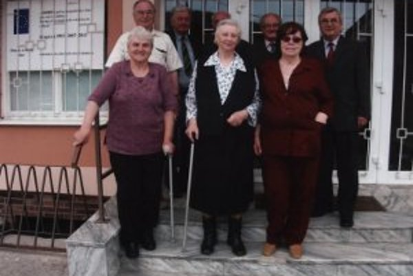 Spolužiaci z Radobice sa stretli po päťdesiatich ôsmich rokoch.