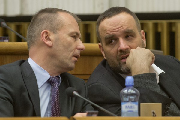 Kaník aj Frešo by chceli viesť SDKÚ do volieb.