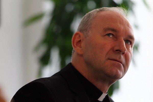 Emeritný arcibiskup Bezák.