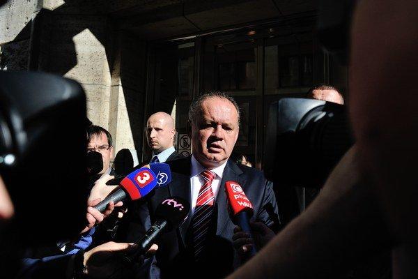 Kiska navštívil Generálnu prokuratúru prvýkrát vo funkcii.