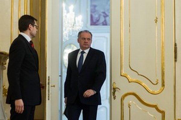 Andrej Kiska sa s vybranými ženami stretne na dvojhodinovom obede.