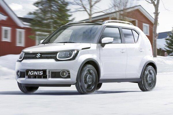 Suzuki Ignis mieri do Európy. Ignis má európsku premiéru na autosalóne v Paríži, pretože automobilka Suzuki ho od začiatku roka 2017 predávať aj v Európe.