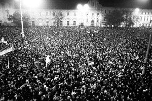 November 1989.
