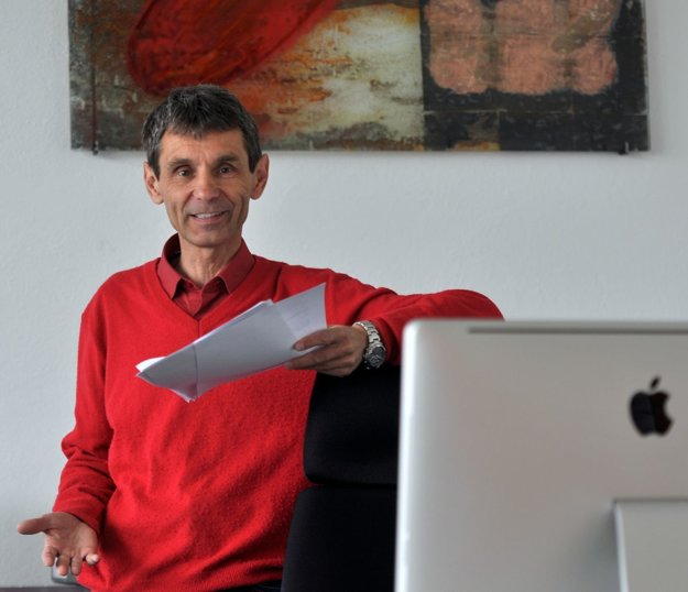 Milan Nemček, nový riaditeľ Turčianskej knižnice