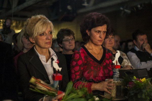 Tohtoročné laureátky - lekárka Zuzana Pechočiaková a bývalá kontrolórka Lesníckeho národného centra Ľubica Lapinová.