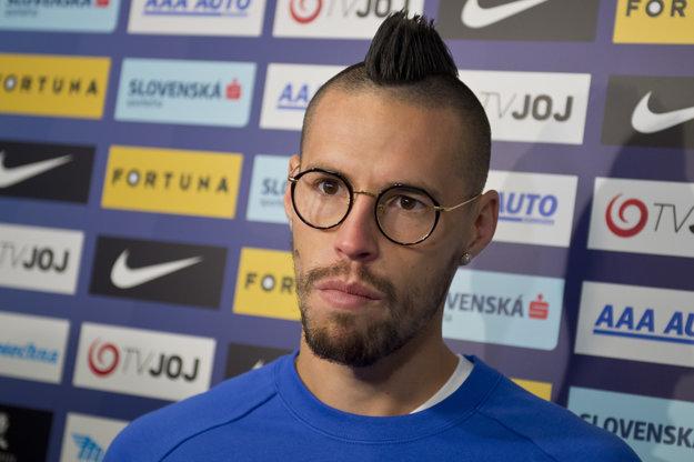 Slovinci vedia, že motorom slovenského tímu je Marek Hamšík.