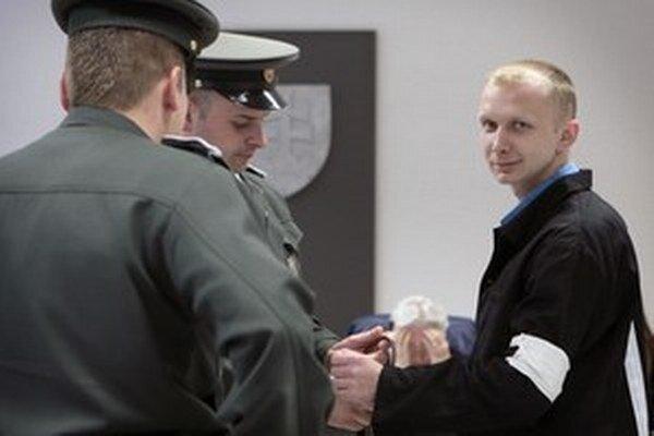 Šesťkrát súdne trestaný Roman Červenka.