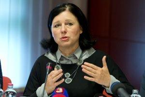 Věra Jourová: Európa si nemôže dovoliť nevyužiť potenciál ďalšej generácie Rómov