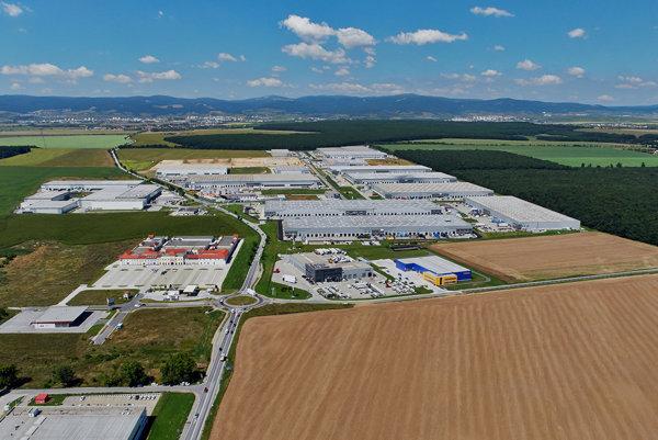 Nová budova sa bude nachádzať na pozemku s veľkosťou 22,6 hektára.