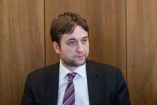 Predseda výboru pre európske záležitosti Ľuboš Blaha.
