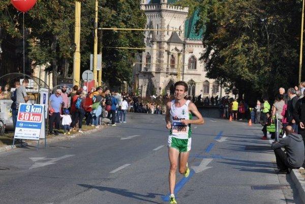 Branislav Šarkan nechal v Košiciach konkurenciu ďaleko za sebou.