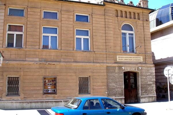 Divadlo Alexandra Duchnoviča.