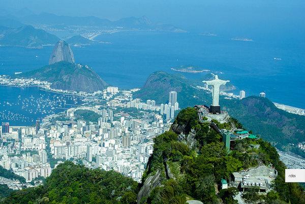 Socha Krista Spasiteľa už 85 rokov dopĺňa panorámu Rio de Janeira.